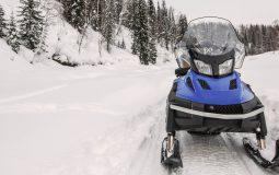 average snowmobile price