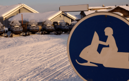 Best Snowmobile Trails in Michigan