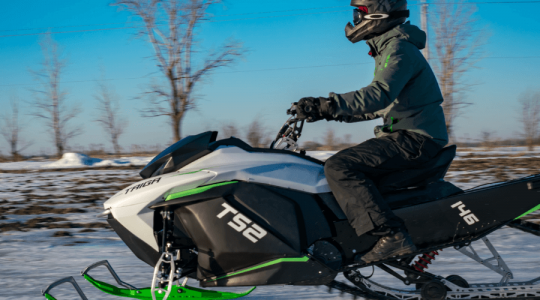 Electric Snowmobiles: Everything You Want to Know (as of 2021)