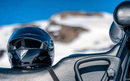 full face snowmobile helmet