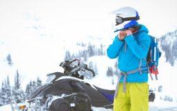 heated snowmobile helmet