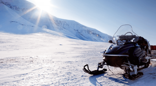 New to Snowmobiling? A Beginner's Guide