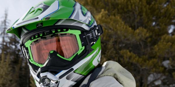 snowmobile helmet safety