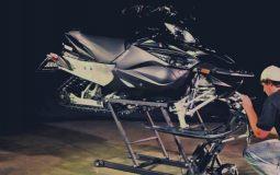 best snowmobile lift