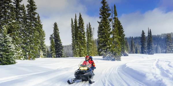 snowmobile places