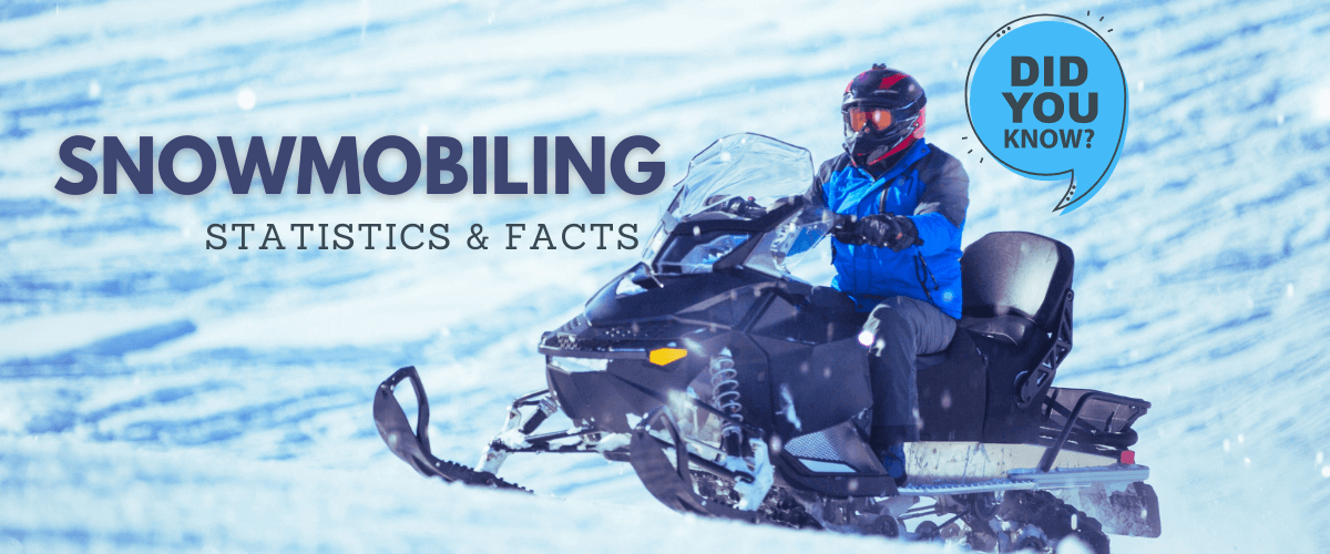 snowmobiling stats