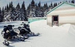 How to Summerize/Store a Snowmobile