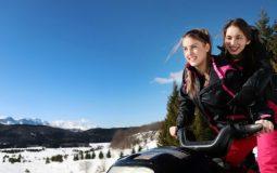 women snowmobile boots